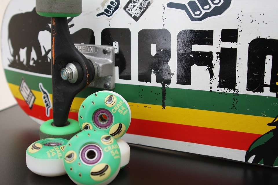 How to Clean Skateboard Wheels