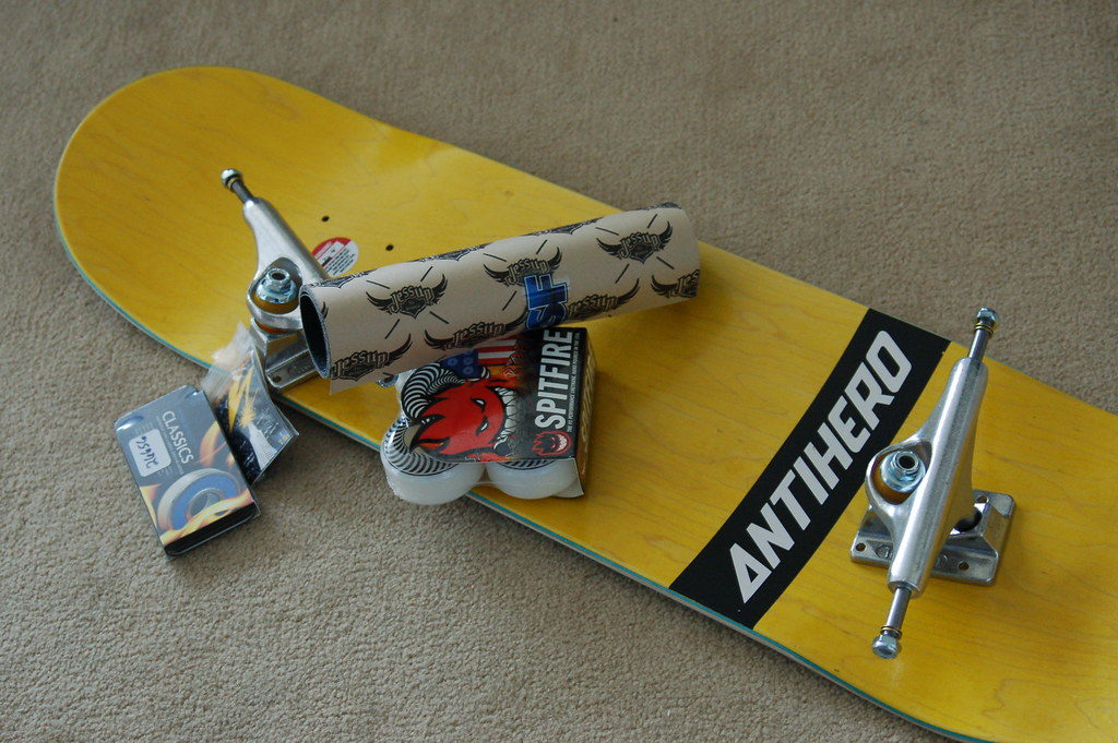 Watch these Incredible Skateboards Made of Recycled Materials