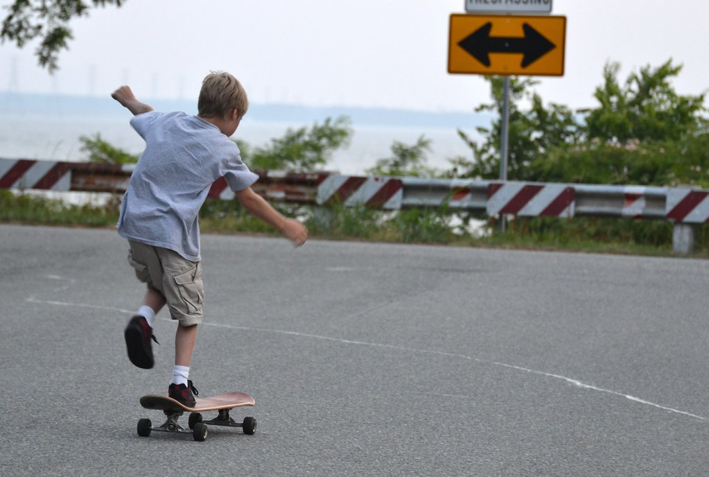 Professional Skateboarders Who Started At A Young Age