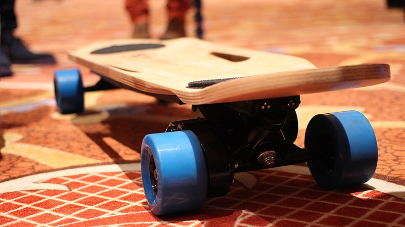A Brief History of Electric Skateboards
