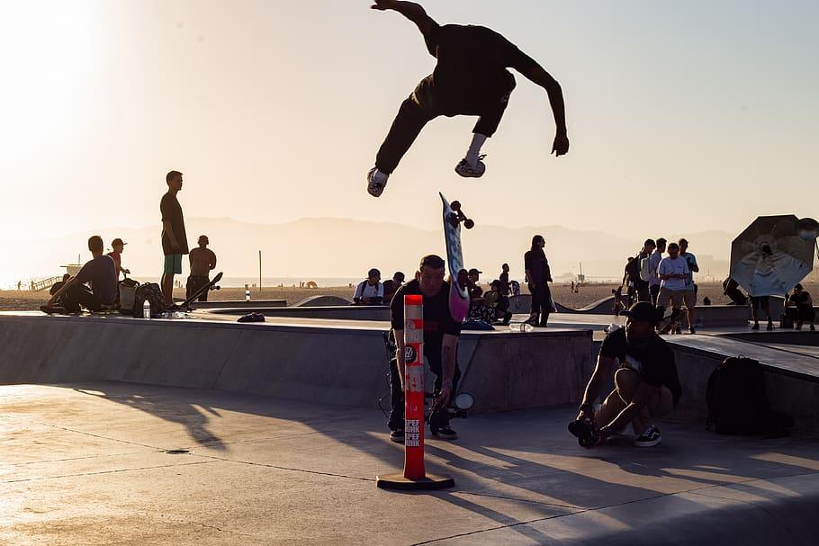 Most Dangerous Skateboarding Tricks