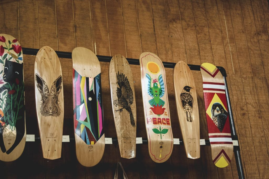 In-Demand Longboard Deck Designs