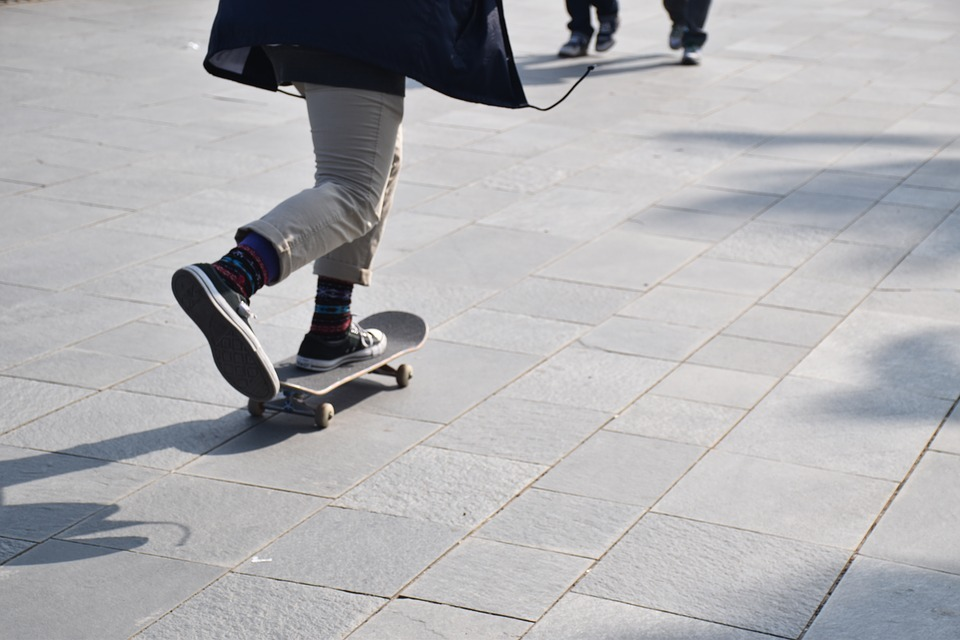 Useful Skateboarding Warm-Up Exercises