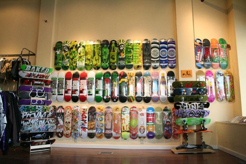 How To Choose A Good Skateboard Deck