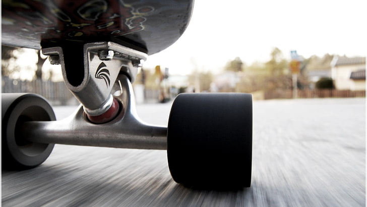 Different Types of Skateboard Wheels