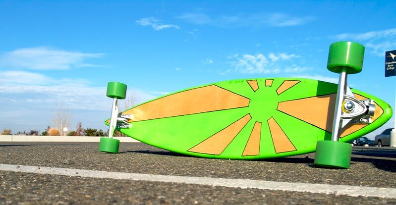 How to Ride a Pintail Longboard