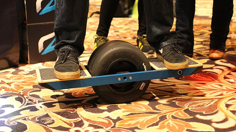 DIY One Wheel Electric Skateboard