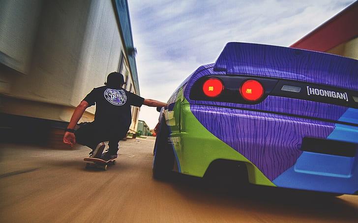 Skateboard or Longboard For Transportation