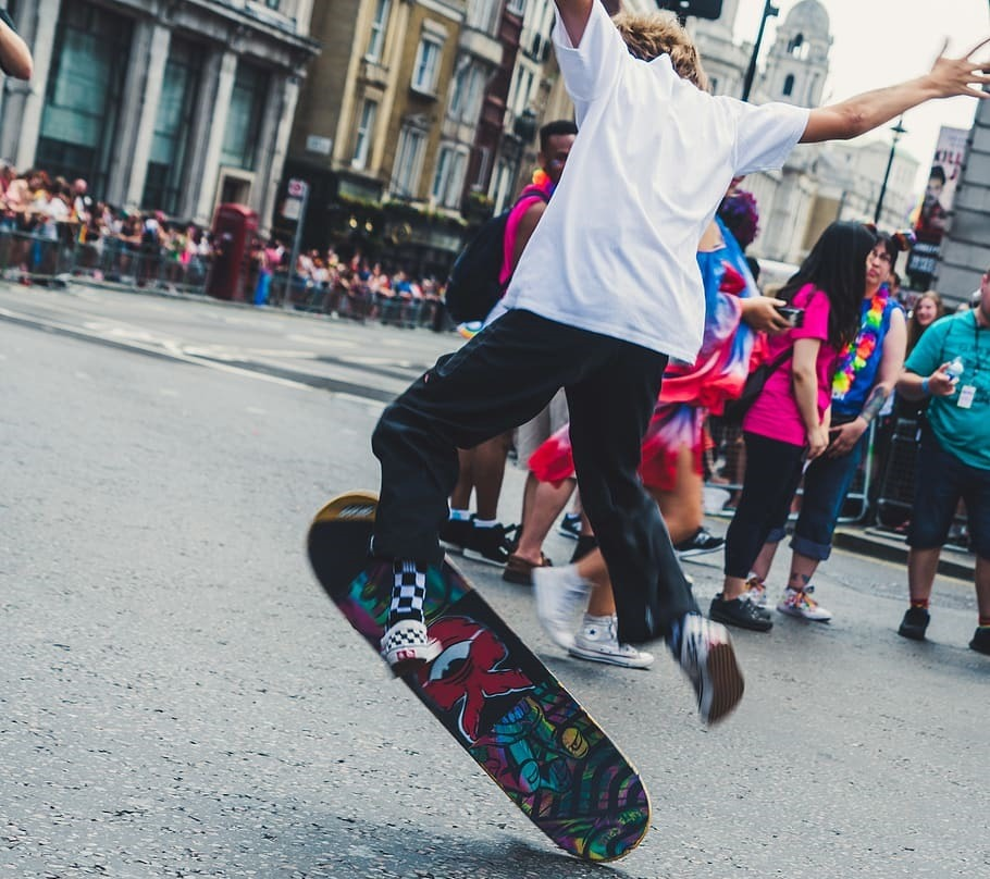 Social Benefits of Skateboarding