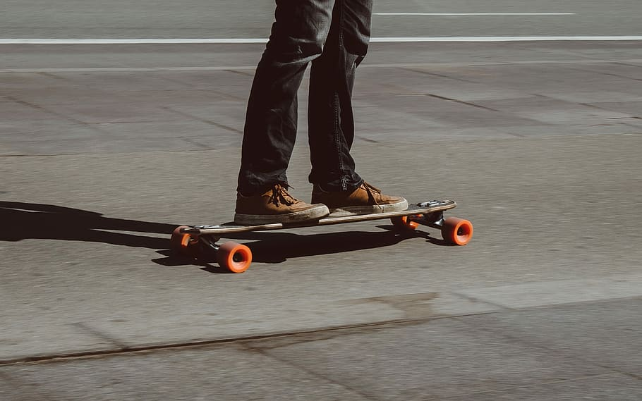 How to Powerslide Skateboard