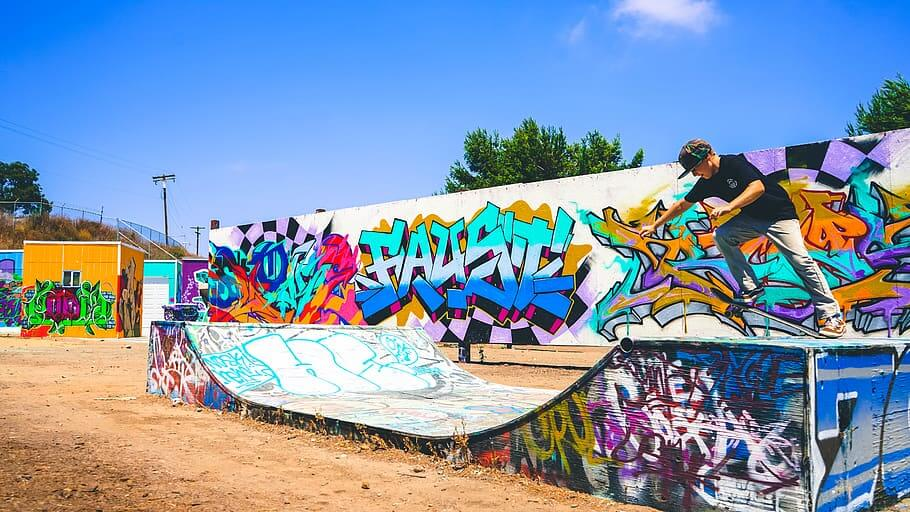 How to Build a Skateboard Half Pipe
