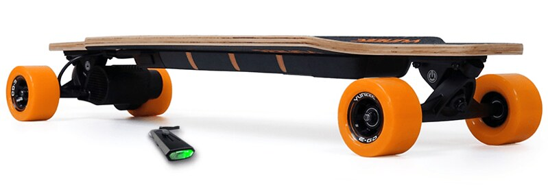 How to Make a Motorized Longboard